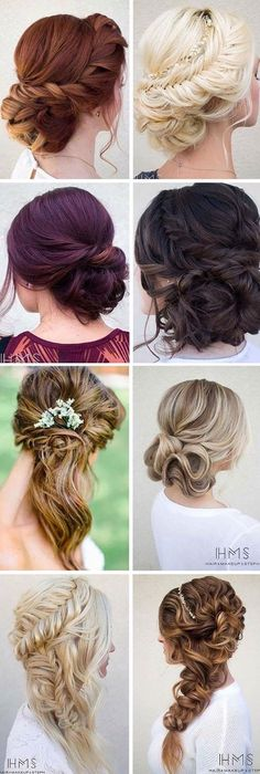 how to style hair for a wedding 18 wedding hairstyles for the brides 6480