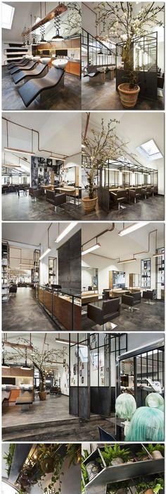 stylist madison home design. Mogeen hair salon  Amsterdam peluqueria hairsalon Nurturing Auckland focuses on beauty and wellbeing North