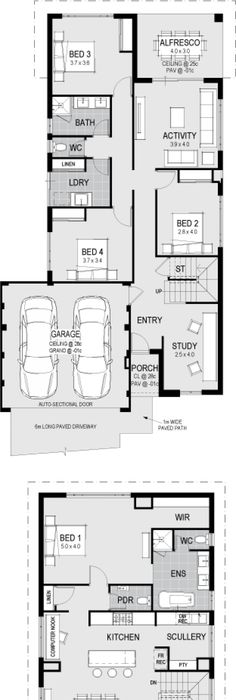 The milan floorplans architecture pinterest milan and house malvernweather Image collections