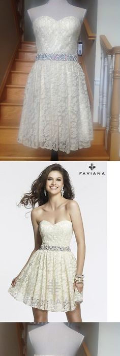 Other Kids Clothing and Accs 175640: Faviana 7510 Long Evening Prom ...