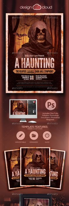promo poster template