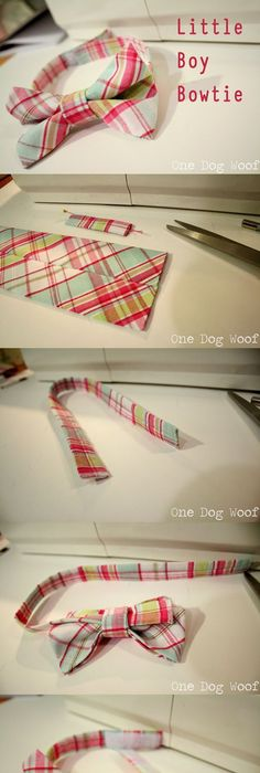 Bowtie TutorialPattern  So Glad I Found This Pin This Is The