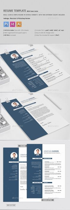 Proper Format For Cover Letter Minimalist & Stylish Resume  Minimalist Stylish And Template