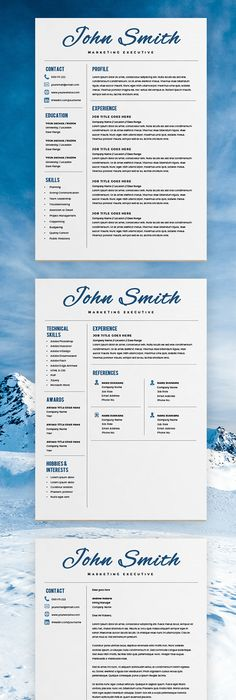 Amazing Examples Of Cool And Creative ResumesCv  Resume Cv