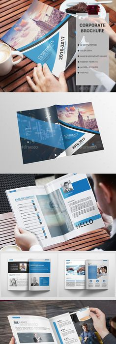 Trifold Brochure Template 03 Indesign Layout Brochure Template