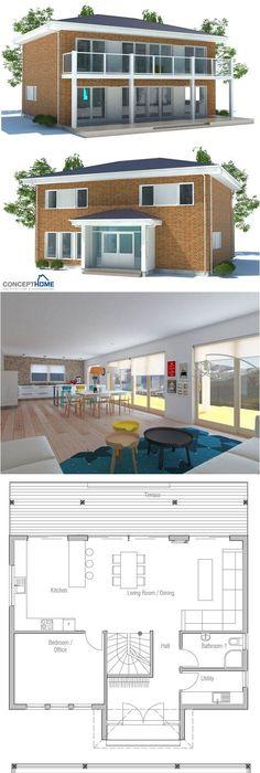 Plan de Maison maison Pinterest Sims and Architecture - plan de maison design