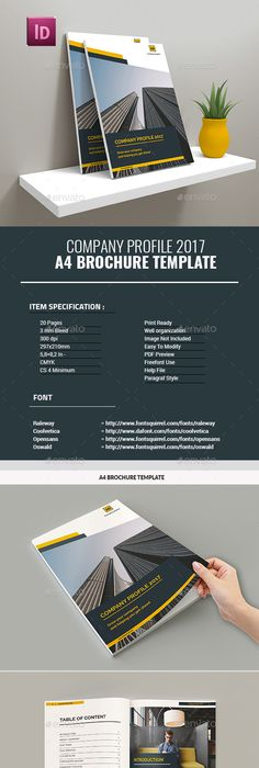 Company Profile Cover Design Templates On Behance  Ideas For The