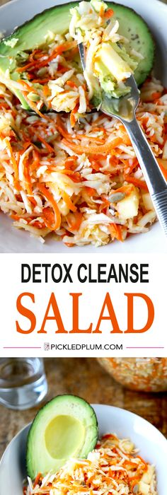 My favorite detox salad recipe detox salad meal ideas and detox detox cleanse salad forumfinder Gallery