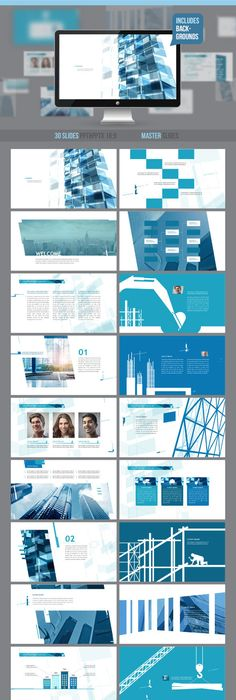 Project Proposal  Powerpoint Template  Project Proposal