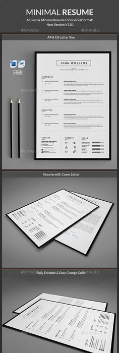 Creating and Developing a Professional CV Nursing Pinterest