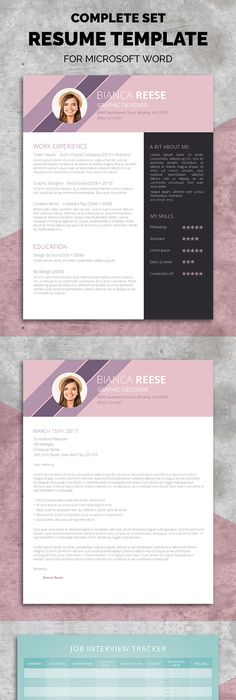 Minimalist Resume   Template Design Resume And Resume Ideas
