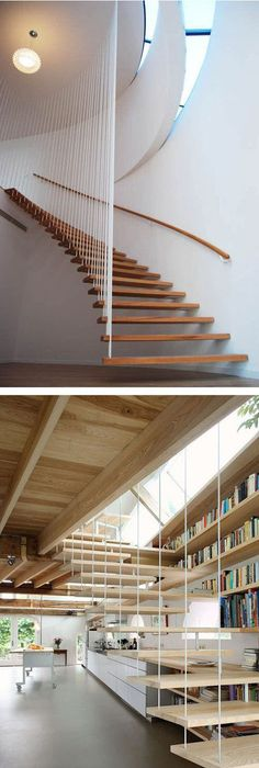 Exceptional Some Amazing Stair Designs!