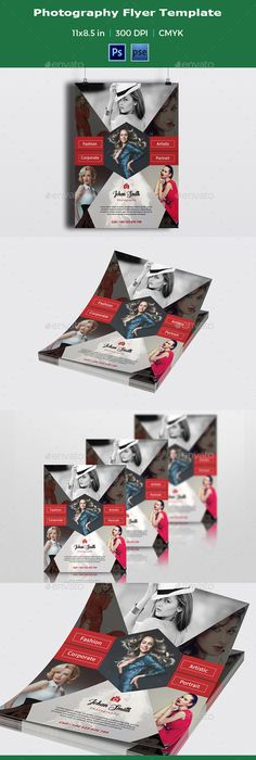 Wedding Photography Flyer | Photography flyer, Flyer design ...