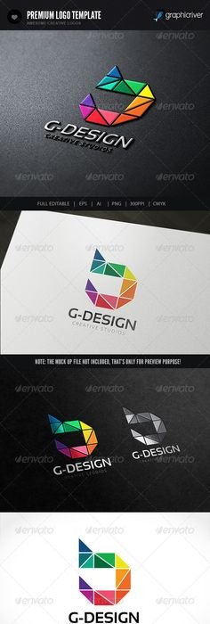 3D S Letter - Corporate Logo Design Corporate logo design, Letter - fresh blueprint entertainment logo