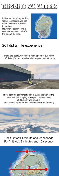 Tpe blueprint map secrets gta 5 gta 5 collectors edition the size of the gta v map the state of san andreas malvernweather Images