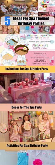 AWESOME idea! Great for a mommy get-together, teen or tween party