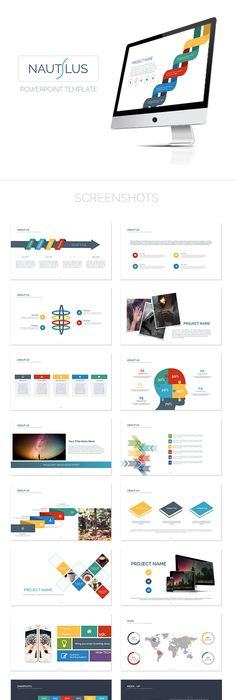 Anova project based powerpoint template business powerpoint nautilus powerpoint template toneelgroepblik Images
