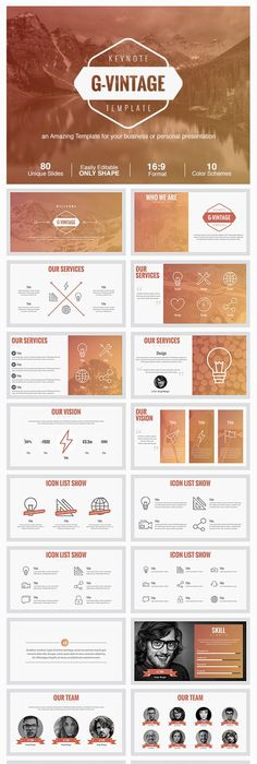 Clean Powerpoint Presentation Template Design Slides Download