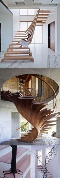 The Most Exotic Stairs