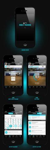 Nike ID Mobile Builder - Brian Sugden - Interactive Designer & Art Director  | [ Interface ] MOBILE | Pinterest | Art director