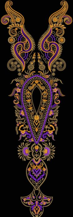 Ladies Boat Neck Embroidery Design Pinterest Boat Neck