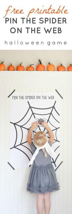 Free Printable Halloween Charades Game for Kids | Classroom ...
