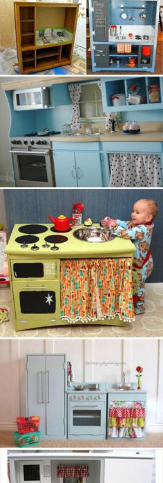 repurposed furniture for kids. Pin By Kimberly Brisby On Diy Projects | Pinterest Repurposed Furniture, And Toddler Kitchen Furniture For Kids U