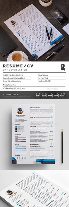 Simple Resume  Minimal Clean Resume Template  Simple Resume Ai