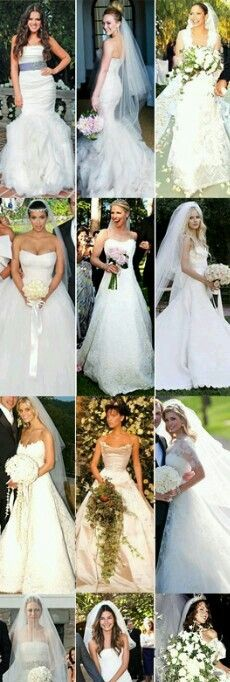 Anne Hathaway Celebrity Wedding Dresses