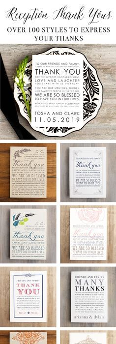 wedding thank you card wording - Google Search My Wedding - best of thank you letter format wedding