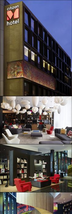 Pin by Pia Bolece on London Bankside Pinterest - design hotel citizenm london