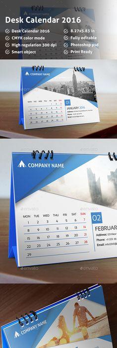 corporate desk calendar 2018 v03 desk calendars calendar design