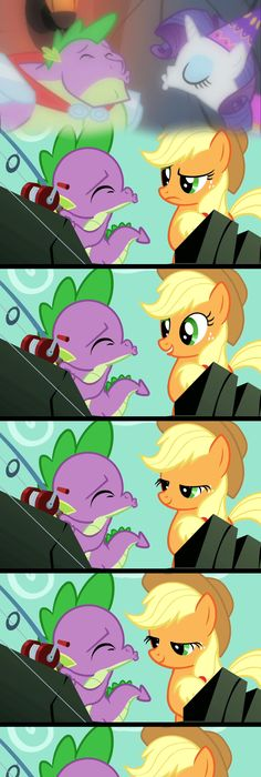 Love Discord And Fluttershy Kiss
