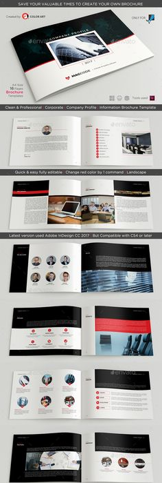 Achievements Brochure  Print Templates Brochures And Template