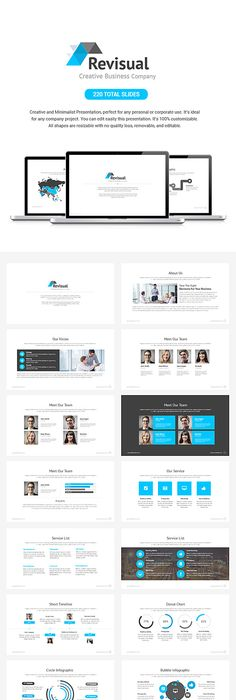 Iso  Multipurpose Powerpoint Template  Business Powerpoint
