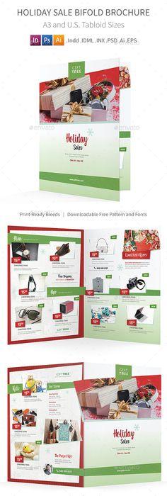 Driving School Bifold / Halffold Brochure Template PSD, Vector EPS - half fold brochure template