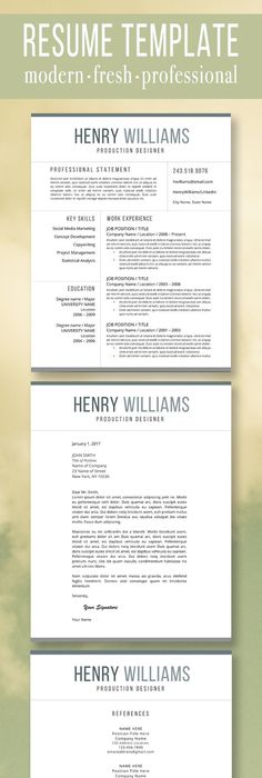 Resume Template  Resume Builder  Cv Template  Cover Letter  Ms