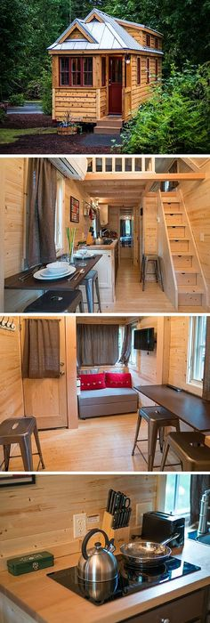 17 best tiny house kitchen and small kitchen design ideas tiny houses eugene oregon and square feet