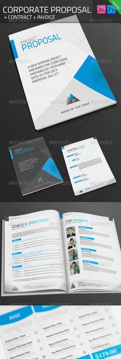 Business Proposal Template   Free Word Pdf Documents Download
