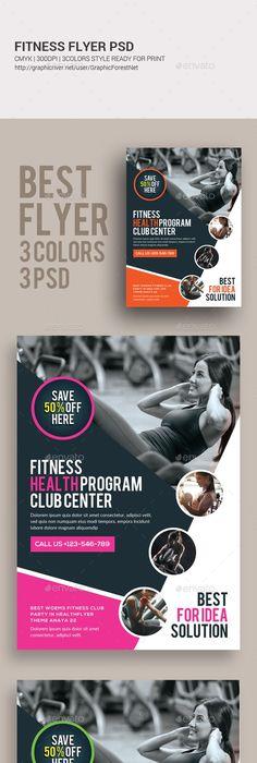 wwwbehancenet/gallery/20205801/Fitness-Flyer print