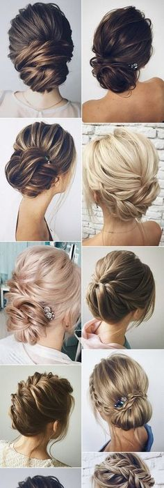 long thick haircuts 36 wedding hair updos for a gorgeous rustic country 2023 | 8657e524729b29fa6508a2023de5988d