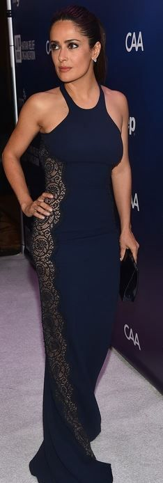 damn you salma hayek!!!! why do you look like this!!!!! why don\'t I ...