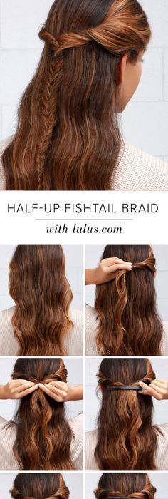 Cute And Easy Hairstyles 15 Supereasy Hairstyles For Lazy Girls Who Can't Even  Super Easy