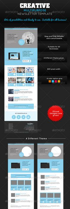 Arts Council And Education Newsletter Design Template By