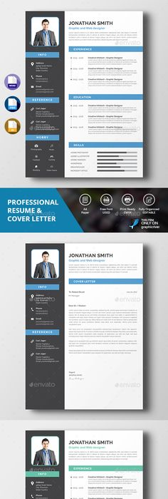 Minimalist Resume Template Ai Psd Docx  Resume Tips