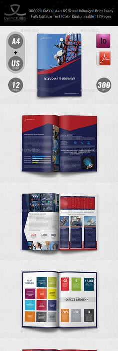 Service Brochure For A Logistics Company  Dishedout