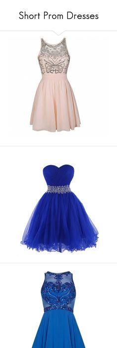 Royal Blue Homecoming Dresses,Famous A-line Short Prom Dresses ...