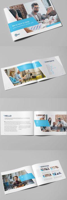 Renewable Energy Square Brochure Brochures Brochure Template And