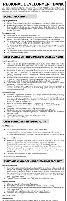 Sri Lankan Government Job Vacancies At Mahaweli Authority Of Sri