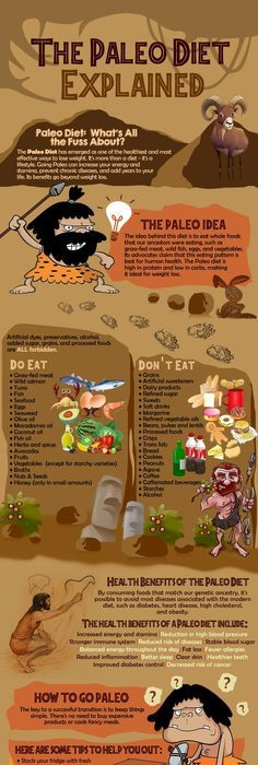 How to use the paleo blueprint to stick to your diet and get fast nutrition for weight loss lose belly the paleo diet explained fantastic infographic full of information about the paleo diet perfect for beginners malvernweather Gallery